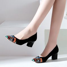 Only at Shoesofexception - Pumps - Spring $86.99   #women #shoes #pumps #womensfashion #trendy #boots #casual #elegant