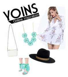 """Yoins"" by asja-sarah ❤ liked on Polyvore featuring J.Crew, Miss Selfridge, Privileged and Janessa Leone"