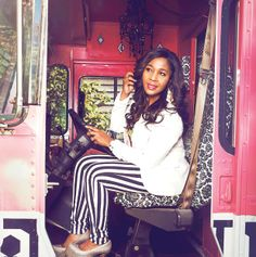 Fashion trucks like Boutique in a Bus (UK), Street Boutique, Gypsy de la Lune and Curvy Chix Chariot take style to the streets