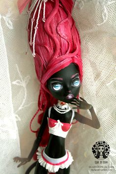 OOAK Monster high Catty Noir