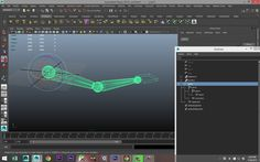 Maya rigging tutorial : Create a Character rig using joints - YouTube