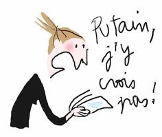 Soledad French Illustration, Funny Bunnies, Women Life, Illustrations, Phrases, Cartoon, Drawings, Messages, Fictional Characters