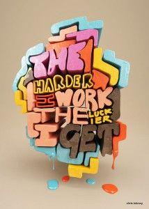 theharderwork