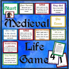 $In this game from History Gal, the class is divided into six kingdoms. The members of each kingdom randomly choose a feudal position: monarch, lord, vassal, knight, peasant/serf. Before game play begins, students research their feudal position (worksheet included) and the monarch divides up the kingdom's wealth.