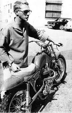 The Midwestyle: BADASS MONDAY: Steve McQueen