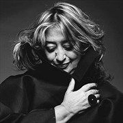 Zaha Hadid...a woman from Iraq and one of the greatest architects ever!