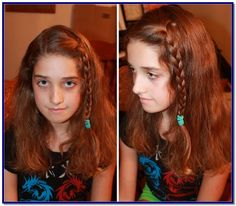 Cute Easy To Do Hairstyles For School