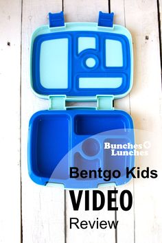 Bentgo Kids Video Re...
