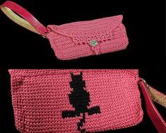 www.adkartsboutique.com  Excited to share my #etsy shop: Pink Wristlet, Cat Wristlet, Handbag, Leather Interior  #wristlet #handbag #catlovers #pink