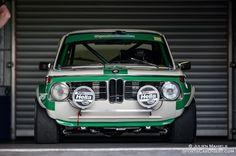 BMW 2002 Ti - Spa Classic 2015