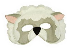 This BEAST mask is perfect for any boy wishing to find his Belle. It is designed for everyday fun, great for dress up and pretend play, ideal gift, perfect for themed birthday parties, party favor, photo props, and Halloween. Up for sale three-layers, handmade, high quality mask made of soft felt. Available for kids (3 years old and up) with 12inch elastic, and adults with 14inch elastic.  *Please, convo if you need a package of 10 or more masks to receive a discount.* All Sales are final…