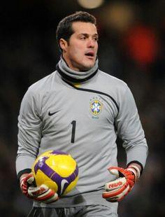 Julio Cesar  Brazil Player