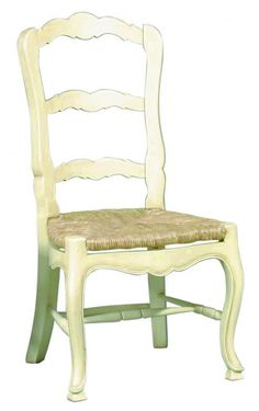 thegatz - Mahogany French Country Ladderback Chairs in Multiple Finishes, Call for pricing 410-745-3700 (http://www.thegatz.com/mahogany-french-country-ladderback-chairs-in-multiple-finishes/)