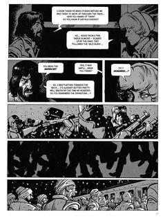 snowpiercer comic - Google Search