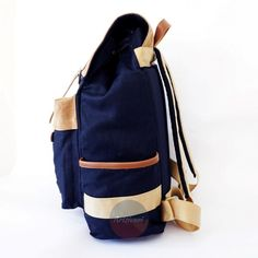 2daa6e6f40 Stylish Vintage Canvas Backpack 14
