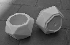 TRAMA Productos de diseño en cerámica con el contraste como idea rectora. http://charliechoices.com/trama/