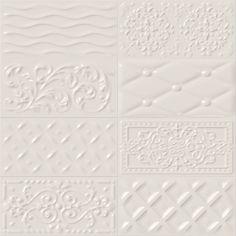 MUGAT - RIVOLI: Raspail Vainilla - 10x20cm. | Wall Tiles - Red Body | VIVES Azulejos y Gres S.A.