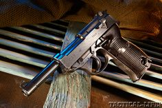 Walther P.38 – The First Military Double-Action Pistol