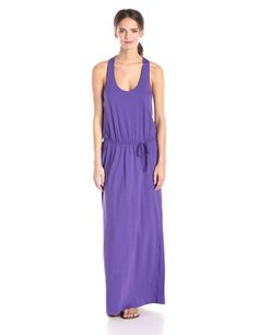 Bellflower Drawstring Maxi Dress by Threads 4 Thought