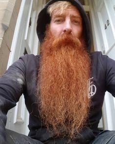 Red Beard, Ginger Beard, Beard Love, Epic Beard, Full Beard, Long Goatee, Beard No Mustache, Moustache, Beard Maintenance