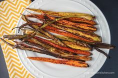 Honey Roasted Carrots with Balsamic  Points: 4 weight watchers points plus  Servings: 3 servings  Serving Size: 1/4 recipe