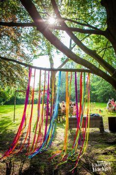 Festival Bruiloft - Trouwlocatie in Delft Hispanic Heritage Month, Rock Festivals, All Flowers, Delft, Rock And Roll, Outdoor Decor, Wedding, Lacrosse, Ribbons