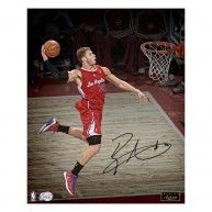 """Blake Griffin Autographed """"New Air"""" Photograph16x20 Unframed  ~Limited to 32~ 