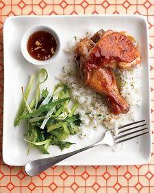 Chicken with Orange and Scallions | Recipe | Braised Chicken, Orange ...