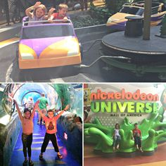 Mall of America Restaurants, Shopping, Rides, and so much More! We spent the day…