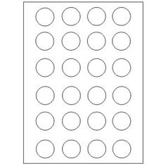 Free avery templates round label 12 per 4x6 sheet 5410 5247 find your candle making supplies including candle making kits fragrance oils wax candle jars wicks and more at eroma australias largest provider of pronofoot35fo Gallery