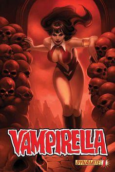vampirella-1 | Galeria | Omelete