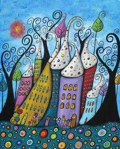 The Joyful Town - Juli Cady Ryan
