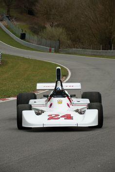 James Hunt 1974 hesketh Inspired t shirt no 24 308 F1 formula one Race driver