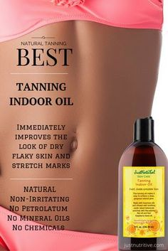 Fast Dark Golden Tan.  You can get the fast dark and long lasting tan that you want while improving the look and feel of your skin.  This tanning oil is loaded with nature's vitamin rich oils for that gorgeous healthy glow and perfect nutritive bronzed tan where you look and feel fabulous.  Made with luxurious oils and infused with soothing exotic island botanicals enriched with Macadamia Nut oil and Red Raspberry Seed oil.  Indulge and keep your skin silky soft and radiant dark skin tha