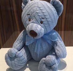 Urso de Tricot