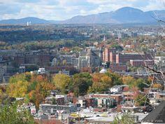 Sherbrooke Quebec Montreal Quebec, Quebec City, Canada Travel, Vacation Spots, Great Places, Paris Skyline, Cities, Dolores Park, Places To Visit