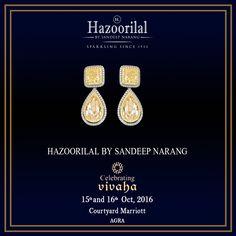 #HazoorilalBySandeepNarang exhibits in the city of #TajMahal with its exclusive collection of regal masterpieces.  #HazoorilalEvents #Agra #CourtyardMarriott #CityOfTaj #Polki #Diamonds #Gold #RoyalCollection #BridalJewellery #JewelleryTrendSetters #ItcMaurya #DlfEmporio #HazoorilalJewellersGK #Hazoorilal