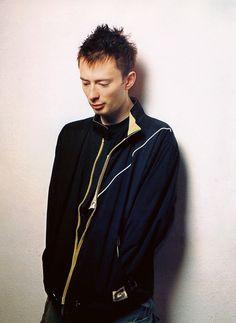 Thom Yorke - #Radiohead - Japan, 1998 - By Tom Sheehan for Melody Maker