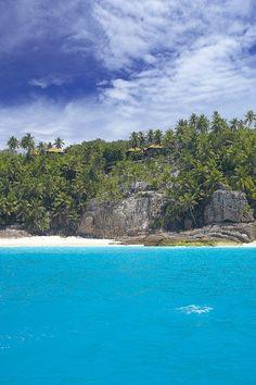 Fregate Island  - Seychelles To book go to www.mainlymaldives.co.uk