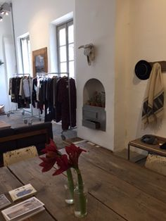 Winter Collection at Local Showroom