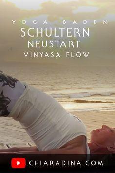 Schmerzen im mittleren & unteren Rücken, Nacken und Schulter-Verspannungen - in unserer digitalen Zeit kennt fast jede/r von uns diese Symptome, die von uns eine tiefergehende Haltungsänderung verlangen. #yogafürschultern #schultergürtel #badenbeiwien #chiaradina