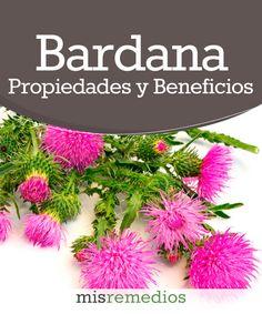 #Bardana - Propiedades y Beneficios #PlantasMedicinales