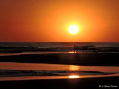 https://flic.kr/p/AgGhsB | DSCN8006 | Puesta de sol en Claromeco.