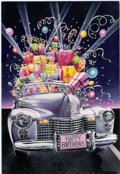 birthday car 1981 | retrographic | Flickr