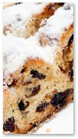 Dresdner Stollen Stollen is a rich, sweet cake filled with fruits and nuts, and Stollen from Dresden are particularly well-known. A masterpiece of baking, ...