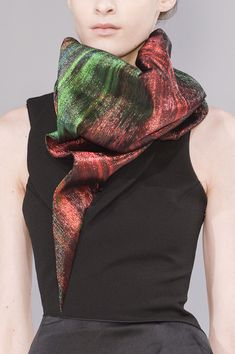Hussein Chalayan at Paris Fashion Week Fall 2013 - StyleBistro