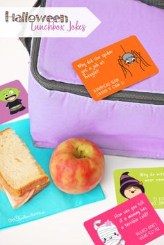 Make school lunch amazing with cool Halloween lunchbox jokes. The kids will think you're the best parent ever! Holidays Halloween, Halloween Crafts, Halloween Party, Kids Holidays, Halloween Projects, Diy Halloween Decorations, Halloween Ideas, Diy Projects, Daily Jokes