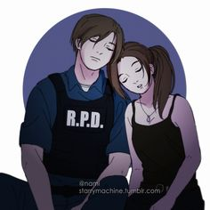 of course i'm a machine: Photo Resident Evil Girl, Leon S Kennedy, Sometimes I Wonder, Geek Culture, Otaku Anime, Fan Art, Esfp, Umbrellas, Claire