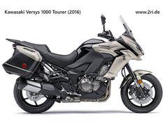 Kawasaki Versys 1000 Tourer (2016)