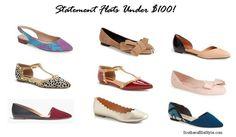 Statement Flats | Southern Elle Style | Dallas Fashion Blogger